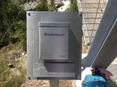 Alvagni-Alvaneu-Brückenbuch