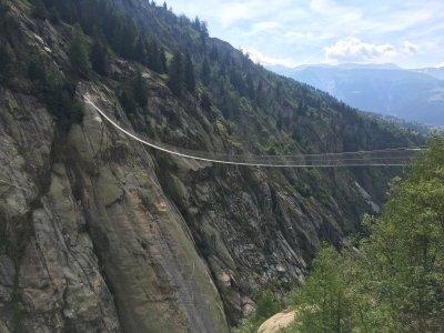 Aspititter-Hängebrücke