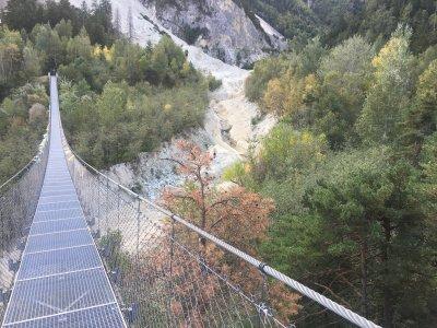 Superhängebrücke-Leuck-Wallis