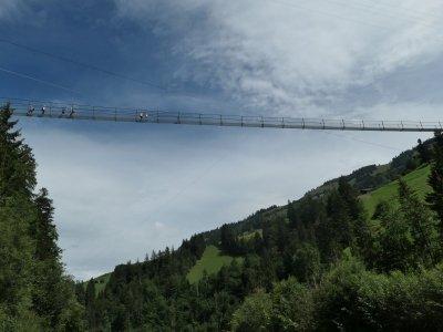 Hostaldenhängebrücke