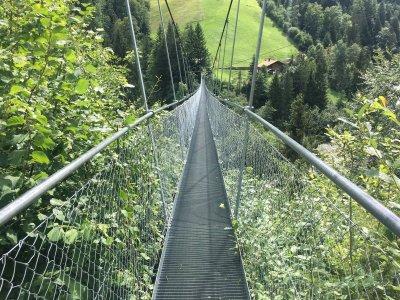 Hostdaldenhängebrücke