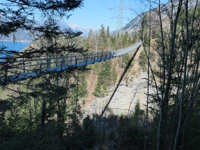 Leissigen-Fussgängerhängebrücke
