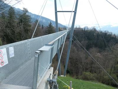 Sigriswil-Hängeseilbrücke