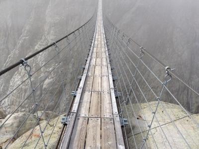 Trift-Hängebrücke