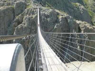 Triftbrücke-Aussicht