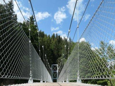 Lochbachhängebrücke