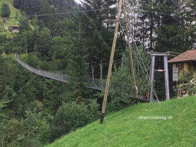 Frutigen-Adelboden-Hängebrücke