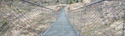 Riederalp-Belalp-Hängebrücke