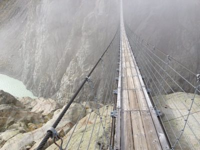 Triftbrücke-Beste Hängebrücke der Welt