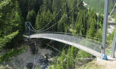 Beitragsbild Hängebrücke Alvaneu